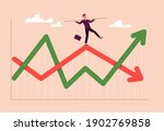financial investment volatility ... | Shutterstock .eps vector #1902769858
