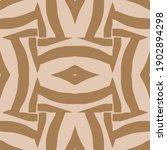 abstract ethnic geometric... | Shutterstock .eps vector #1902894298