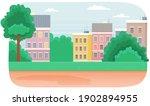spring or summer season cartoon ...   Shutterstock .eps vector #1902894955