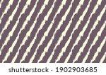 diagonal ikat stripes.... | Shutterstock .eps vector #1902903685