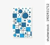 cover design.modern trendy... | Shutterstock .eps vector #1902921712