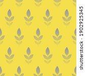 vegetal seamless pattern in...   Shutterstock .eps vector #1902925345