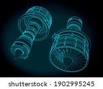 stylized vector illustration of ... | Shutterstock .eps vector #1902995245