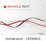 Abstract Composition   Vector...