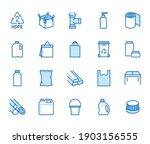 high density polyethylene flat...   Shutterstock .eps vector #1903156555