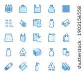 low density polyethylene flat... | Shutterstock .eps vector #1903156558