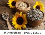 Organic Sunflower Seeds And...