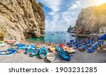 Amalfi  Italy   June 23  2019 ...