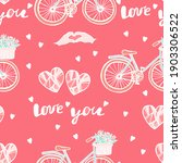 Seamless Cute Pattern For...