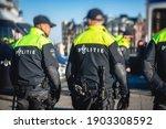 Dutch Police Squad Formation...