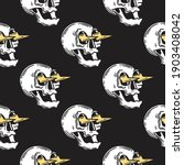 vintage seamless pattern of...   Shutterstock .eps vector #1903408042