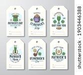 saint patricks day greeting... | Shutterstock .eps vector #1903446388