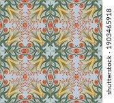 modern seamless pattern with...   Shutterstock .eps vector #1903465918
