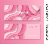 abstract valentine's day... | Shutterstock .eps vector #1903515925