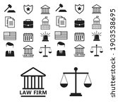 justice and lawyer service...   Shutterstock .eps vector #1903538695