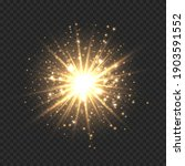 star burst with sparkles....   Shutterstock .eps vector #1903591552