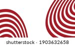red abstract background vector  ... | Shutterstock .eps vector #1903632658