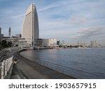 Scenery Of Yokohama  Japan....