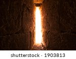 bright light at the end of the... | Shutterstock . vector #1903813