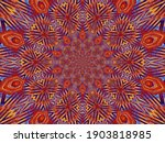 beautiful color of abstract...   Shutterstock . vector #1903818985