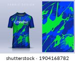 fabric textile for sport t... | Shutterstock .eps vector #1904168782
