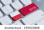poland high resolution byod... | Shutterstock . vector #190423868