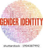 gender identity vector...   Shutterstock .eps vector #1904387992