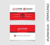 vector modern creative simple...   Shutterstock .eps vector #1904413462