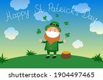 St. Patrick's Day Poster....