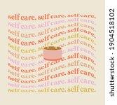 self care text love... | Shutterstock .eps vector #1904518102