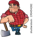 agriculture,arborist,artwork,axe,beanie,cartoon,character,forestry,graphics,hefty,horticulture,illustration,isolated,jack,job