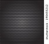 black seamless texture vector...