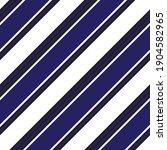 blue diagonal striped seamless...   Shutterstock .eps vector #1904582965