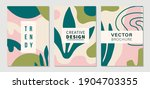modern abstractions covers... | Shutterstock .eps vector #1904703355