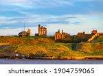 Panoramic View To The Tynemouth ...