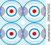 seamless geometrical pattern.... | Shutterstock .eps vector #1904765032