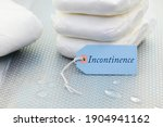 incontinence. hygiene diapers... | Shutterstock . vector #1904941162