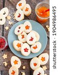 Jam Filled Sugar Cookies For A...
