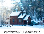 Orthodox Church In The Winter...
