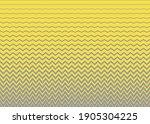abstract zig zag poster in...   Shutterstock .eps vector #1905304225