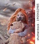 Post Apocalyptic Concept Scene. ...