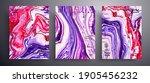 abstract vector banner  texture ... | Shutterstock .eps vector #1905456232
