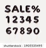 set of numbers discount... | Shutterstock .eps vector #1905535495