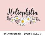 heliophilia  desire to stay in... | Shutterstock .eps vector #1905646678
