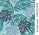 vector seamless pattern with... | Shutterstock .eps vector #1905914695