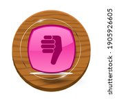 thumbs up icon   simple  vector ...
