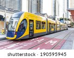 gold coast  australia   may 3... | Shutterstock . vector #190595945