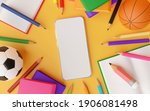 education online concept ... | Shutterstock . vector #1906081498