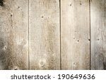 weathered wood texture... | Shutterstock . vector #190649636