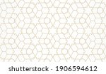 seamless linear pattern with...   Shutterstock .eps vector #1906594612